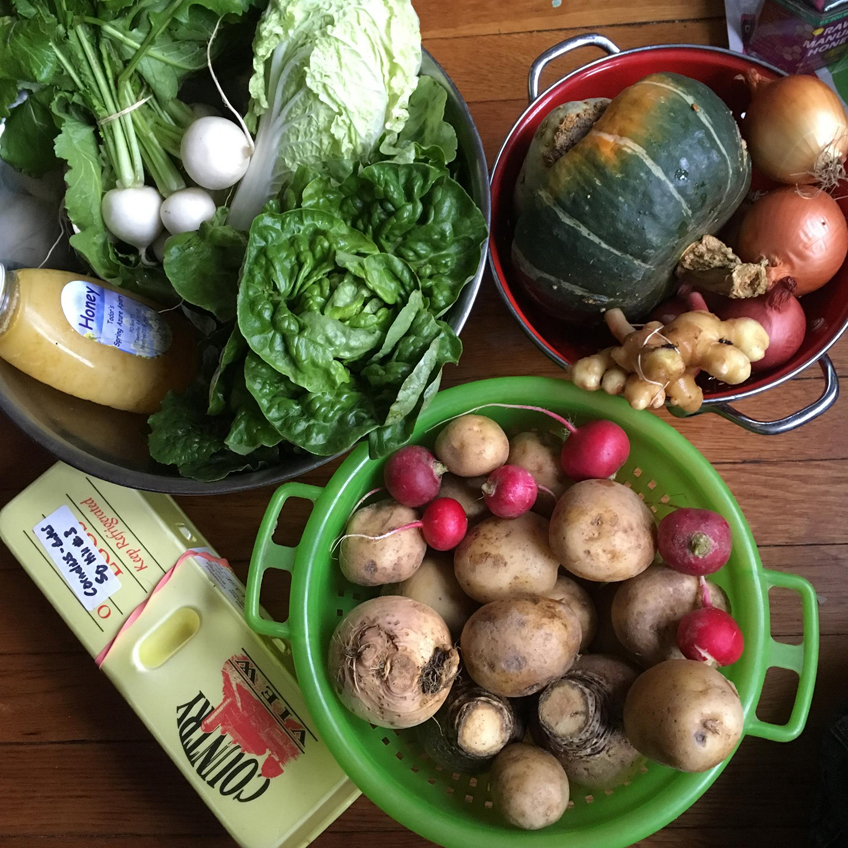 Pittsburgh CSA Delivery